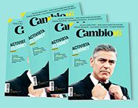 Cambio16 magazine #2229 July-August 2016
