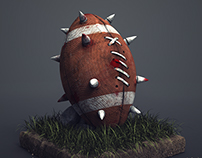Bloodbowl - Game balls
