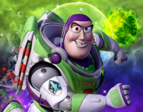 Buzz Lightyear -To Infinity And Beyond