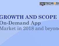 Growth and Scope of On-Demand App Market in 2018