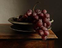 3D: Modo Grapes