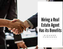 Hiring a Real Estate Agent Has its Benefits