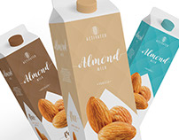 ACTIVATED ALMOND MILK