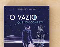 "Graphic novel ""O vazio que nos completa"""