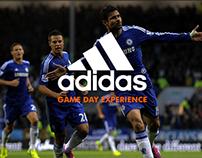 Adidas Gameday Experience