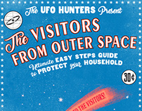 Guia de proteção domiciliar contra alienígenas