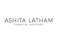 Minimal Design for Ashita Latham Advisory