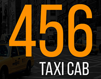 456 Taxi Cab- The world's fastest taxi app!