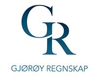 Logo Gjørøy Regnskap