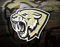 Saber Cat Logo