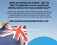 In Australia Assignment Help and Assignment Writing