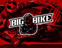 Rebranding BigBike Shop