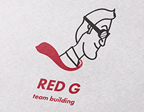 Team Building Company Logo