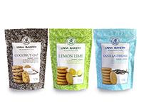 Unna Bakery packaging design 1