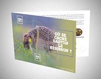 Design graphique - Parc National des Pyrénées