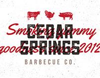 Cedar Springs BBQ Co.