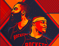 NBA 2019 - Houston Rockets