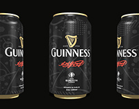 Packaging Cerveza Guinness Uefa 2016