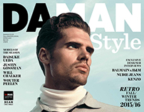 DA MAN Style Vol. 2 Fall/Winter 2015/16