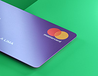 Master Card Design & Rendering