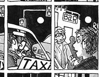 Satellite comic