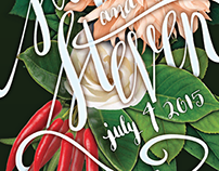 My Wedding Website and Save the Dates
