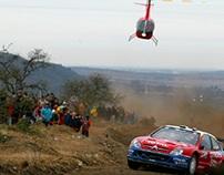 Última fecha del Rally Argentino 2004 y IX Rally