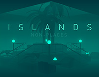 ISLANDS: Non-Places – A new game by Carl Burton