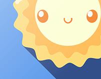 Сухие ночи - счастливые дни (мобильное приложение)