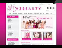 W2Beauty Web Design