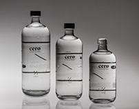 """""""Cero"""" Premium Water"""