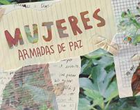 Mujeres armadas de paz · Colección de diarios
