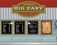 Jimmy Bannos' Big Easy Louisiana Kitchen