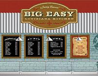 Jimmy Bannos' Big Easy Louisiana Kitchen