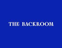 The BackRoom -Branding/Packaging
