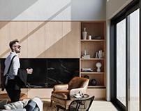 Modern Livingroom