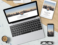 Custom Squarespace Theme - Real Estate Investor