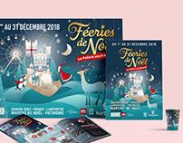 MAIRIE DE NARBONNE : Les Féeries de Noël