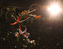 Red Bull X-Fighters 2015.