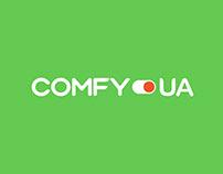 Баннерная реклама для Comfy
