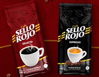 Café Sello Rojo Selecto - Espresso // PACKAGING
