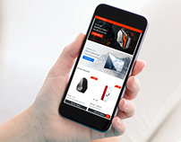 Free Smartphone App Presentation Mockup