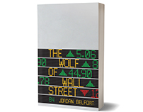 The Wolf of Wall Street, Bookcover