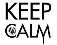 Keep Calm (Early Winter 2015)