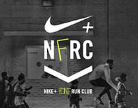 Nike+ FONT Run Club