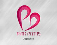 Pink Paths App