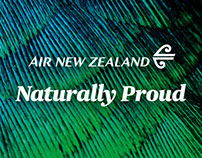 Air New Zealand – Naturally Proud