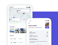 Delivery Product UI & Branding