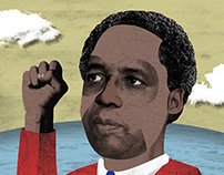 International New York Times - Chris Hani