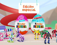 KINDER SORPRESA - Nuevas Sorpresas